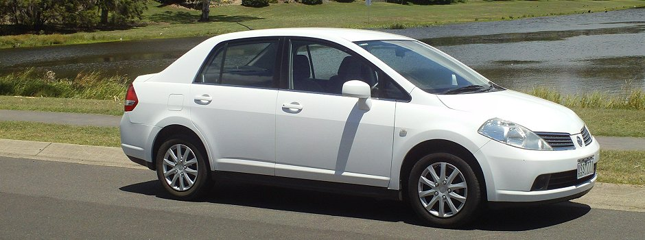 Nissan Tiida Car Hire