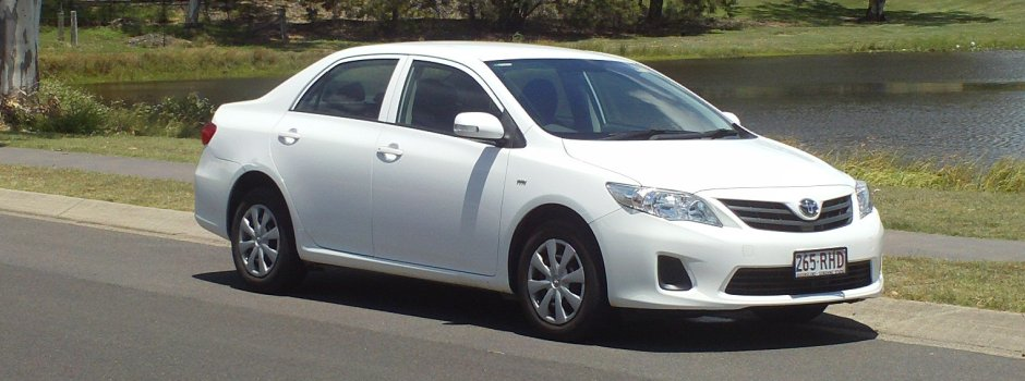 Corolla Car Hire
